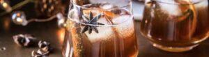 Chai Tea and Bourbon Spritzer – Yes Please!