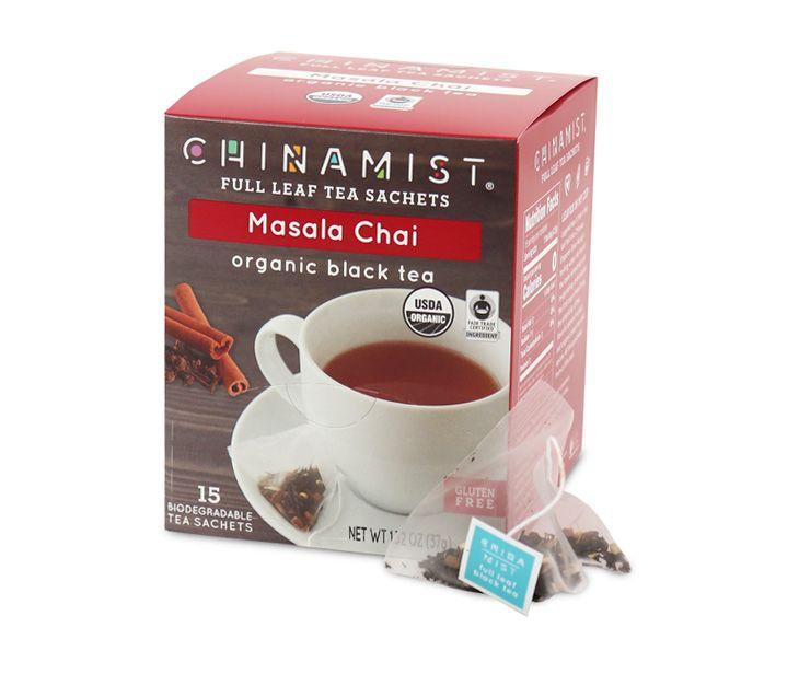 Organic Masala Chai Tea Sachets